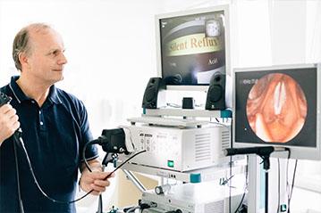 Funktionsendoskopie der Speiseröhre